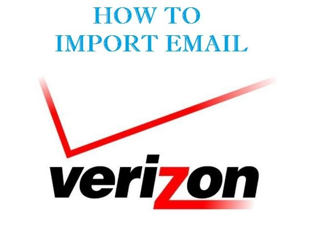 Verizon Email Settings