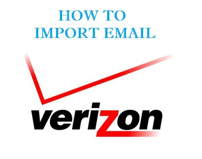 How To Import Emails In Verizon