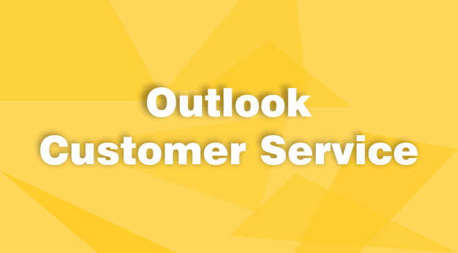 Microsoft outlook customer service