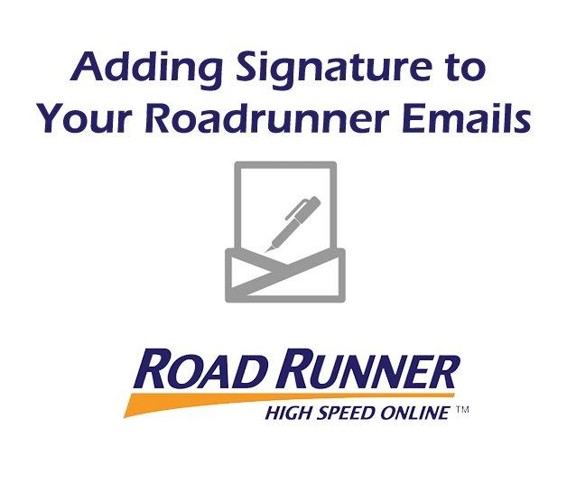 Email Signature Tutorial