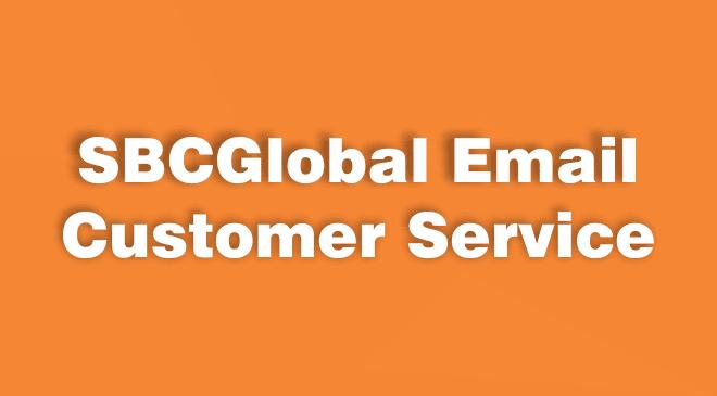 SBCGlobal Email Customer Service