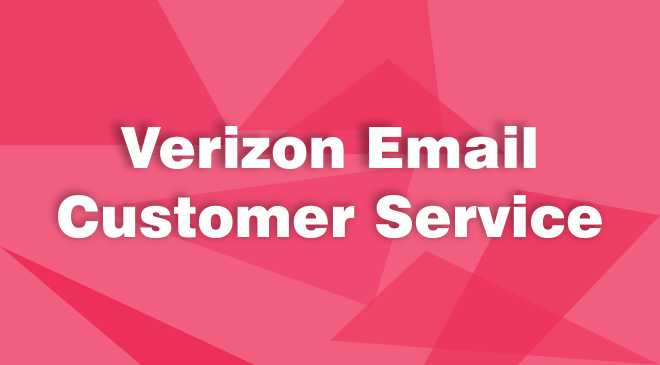 Verizon customer service phone number