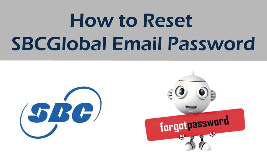 SBCGlobal Reset Password Help