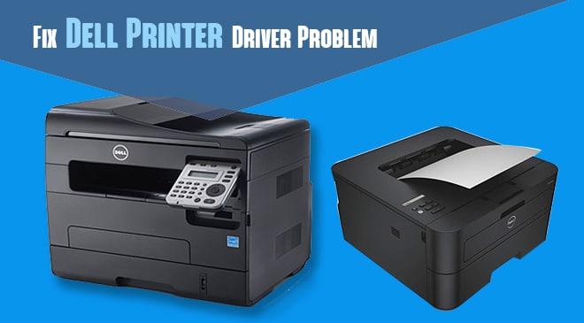 Dell Printer Driver Problem