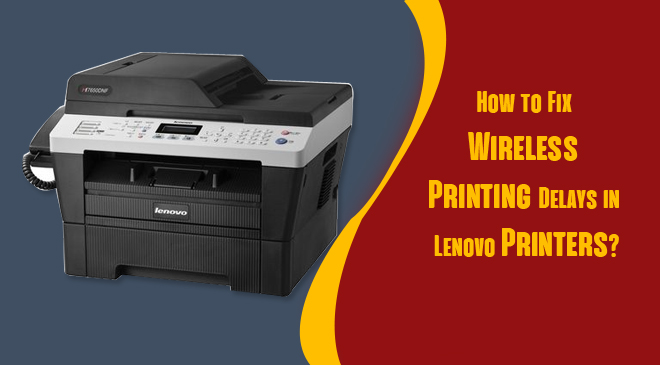 wireless lenovo printer
