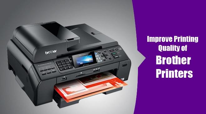 Brother Printer Print Quality Problems