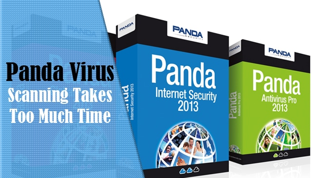 panda virus scan