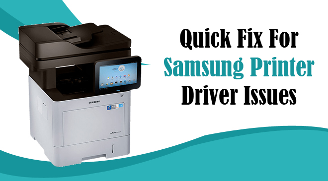 Samsung Printer Driver