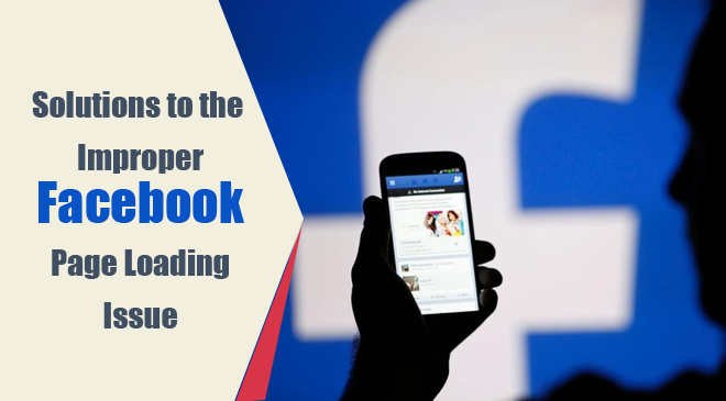 facebook loading slow