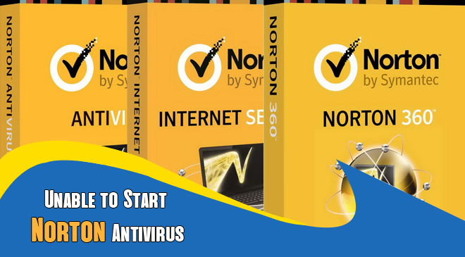 start norton antivirus