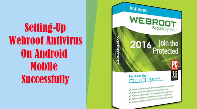 Webroot Antivirus On Android