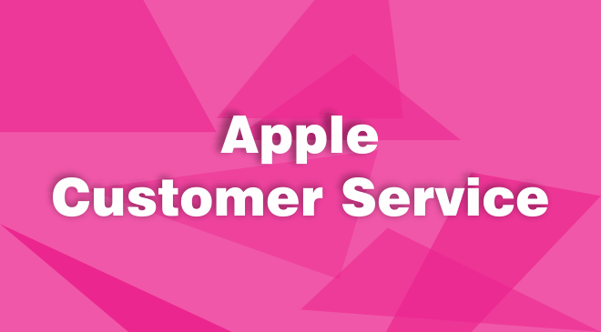 Apple Computer Customer Service
