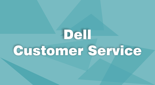 Dell Cutomser Service