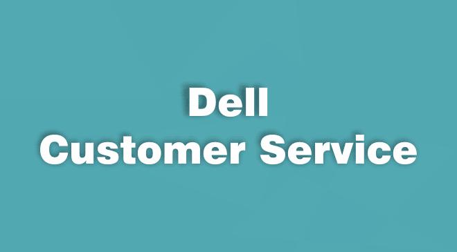Dell Computer Customer Service