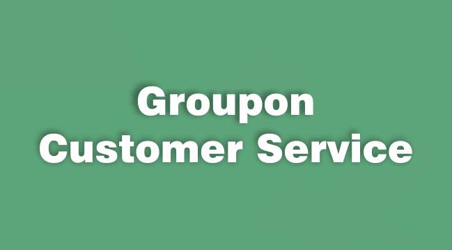 groupon customer service