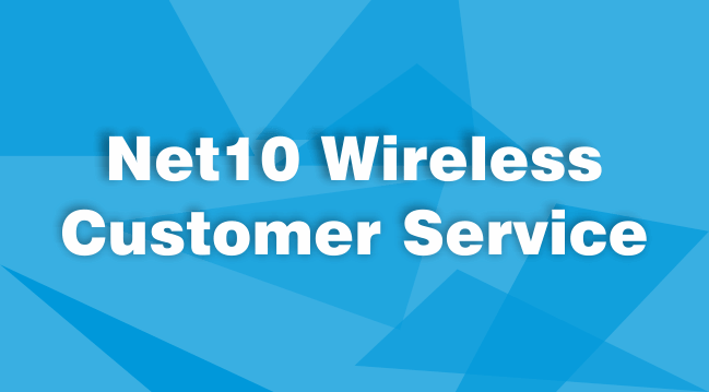 Net10 wireless customer service