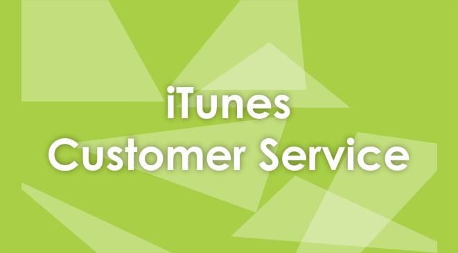 iTunes Customer Service