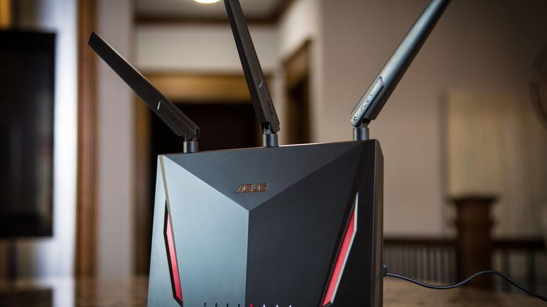 Asus router support