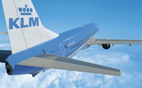 KLM Airlines customer service