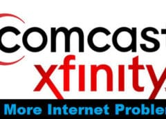 "How to Fix ""Comcast Xfinity Internet Not Working"" Issue?"