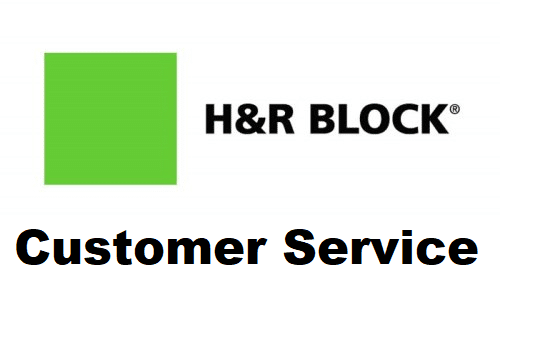 h u0026r block customer service
