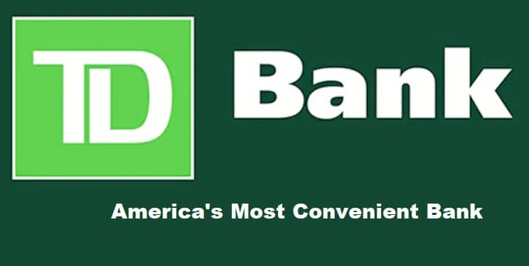 td bank customer service
