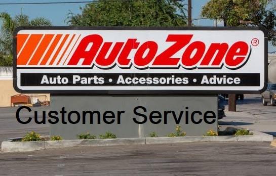 Autozone customer service