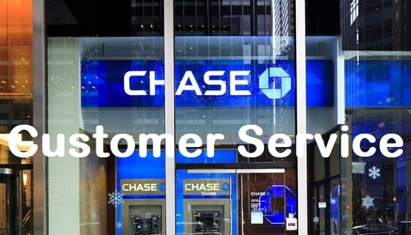 chase bank customer service