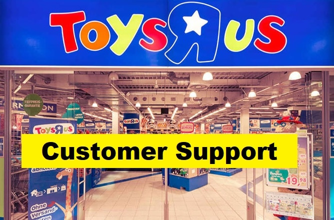 toys r us customer service