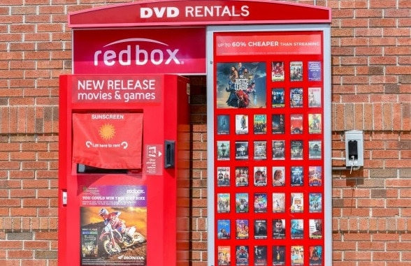 Redbox customer service